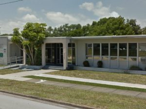 Treasure Coast Homeless Services Council offices